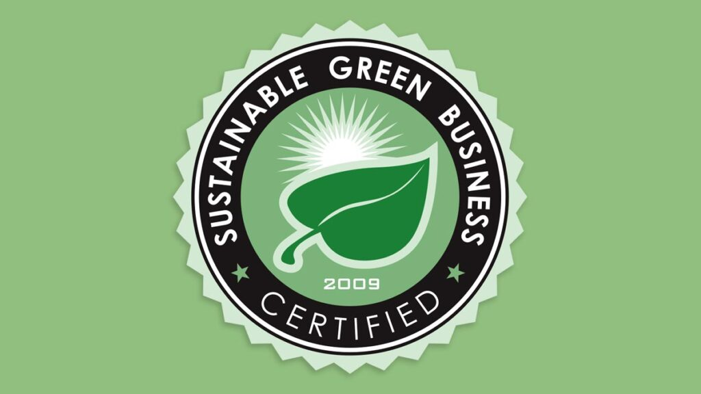 green-certification